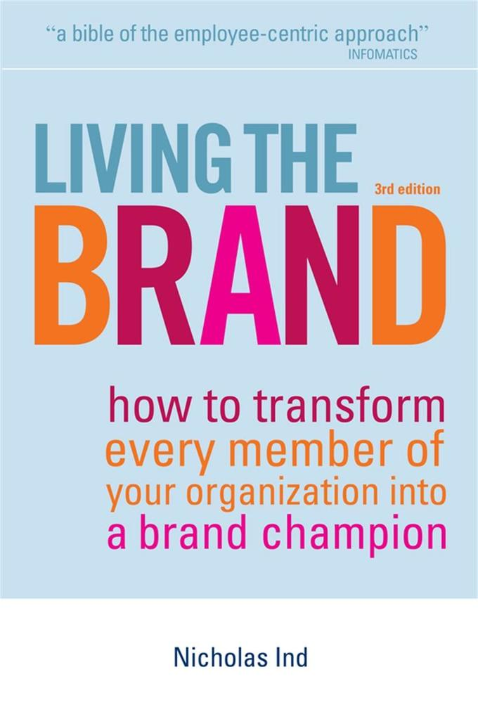 Living the Brand als eBook Download von Nichola...