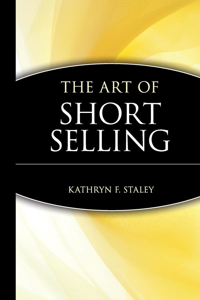 The Art of Short Selling als Buch