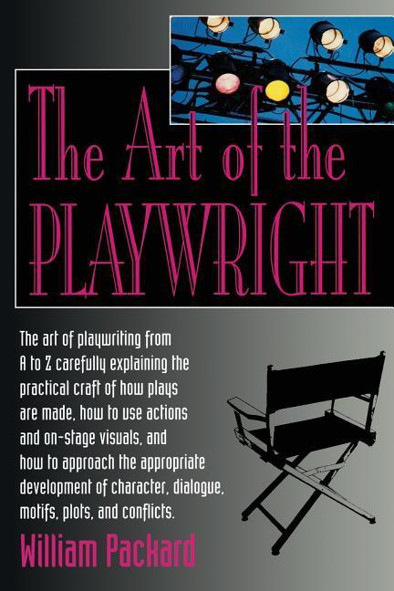 The Art of the Playwright als Taschenbuch