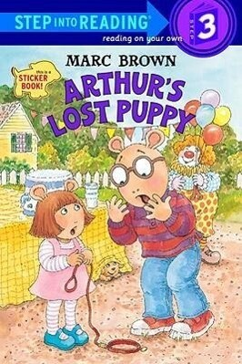 Arthur's Lost Puppy als Taschenbuch