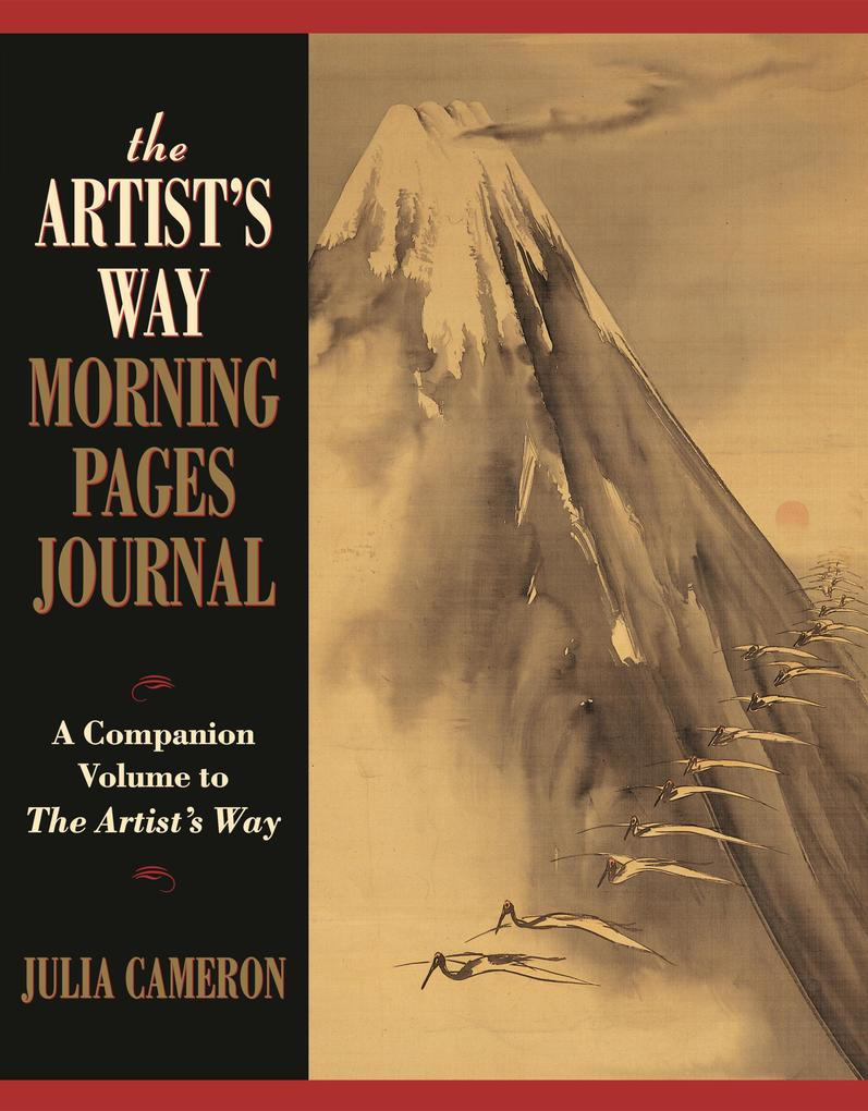 The Artist's Way Morning Pages Journal: A Companion Volume to the Artist's Way als Taschenbuch