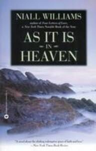 As It Is in Heaven als Taschenbuch