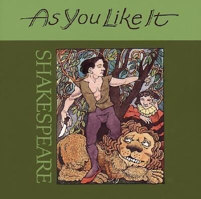 As You Like It CD als Hörbuch