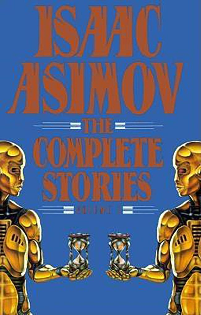 Isaac Asimov: The Complete Story VI als Taschenbuch