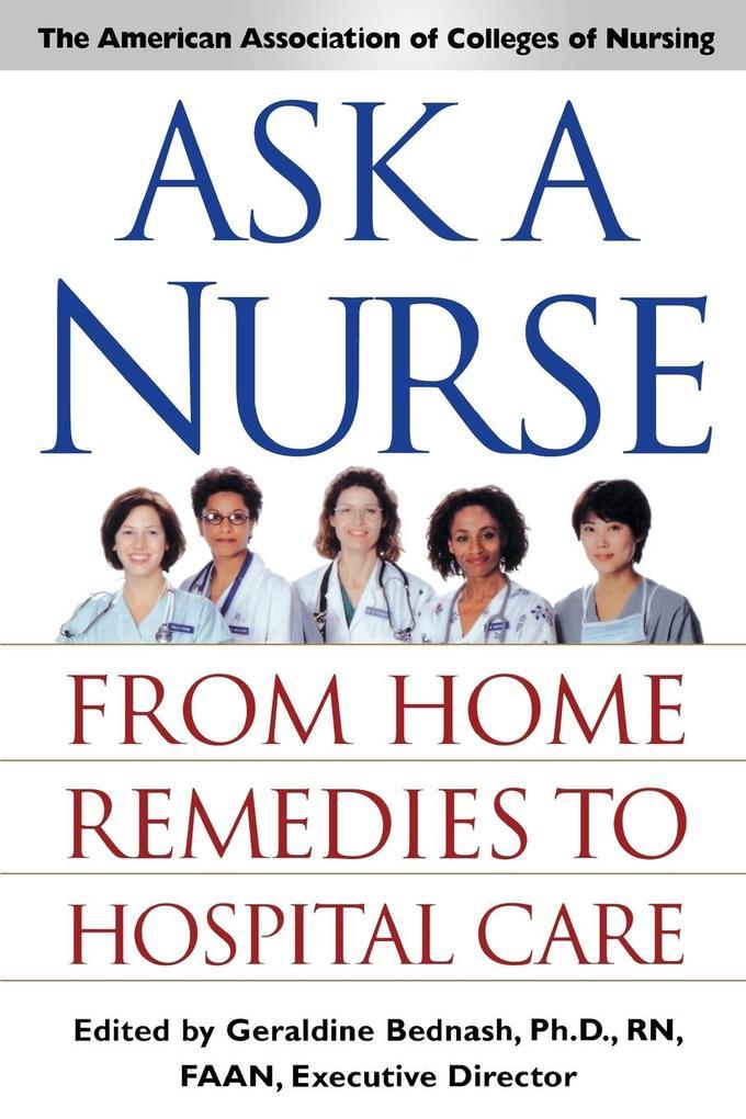 Ask a Nurse als Taschenbuch