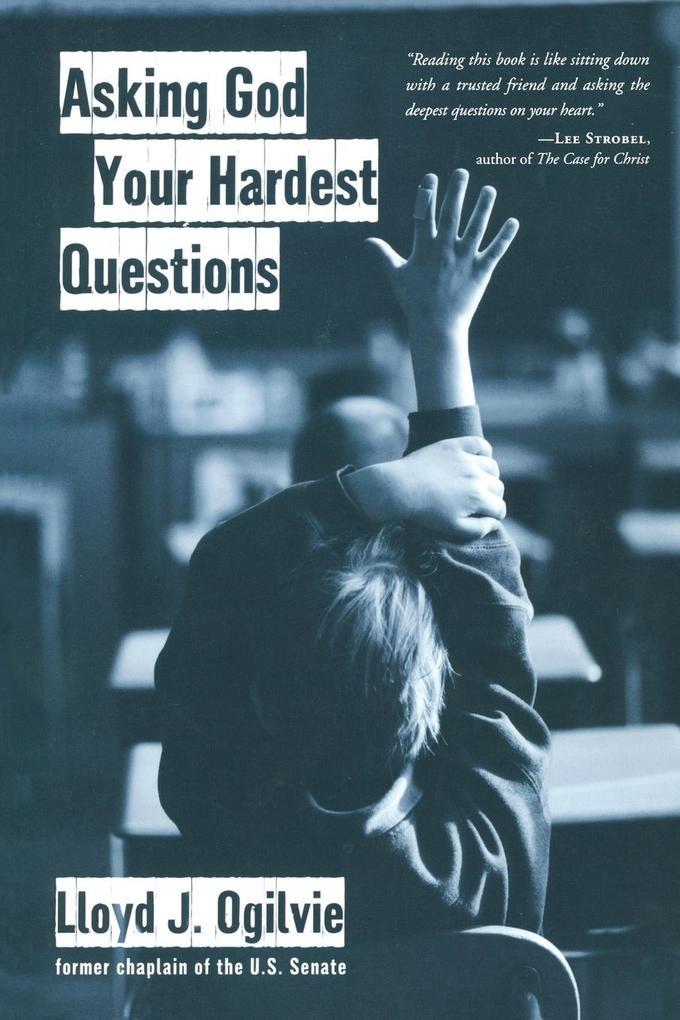 Asking God Your Hardest Questions als Taschenbuch