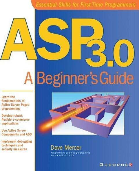 ASP 3.0: A Beginner's Guide als Taschenbuch