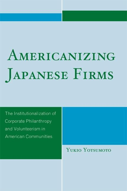 Americanizing Japanese Firms als eBook Download...