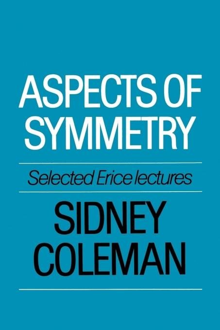 Aspects of Symmetry als Buch
