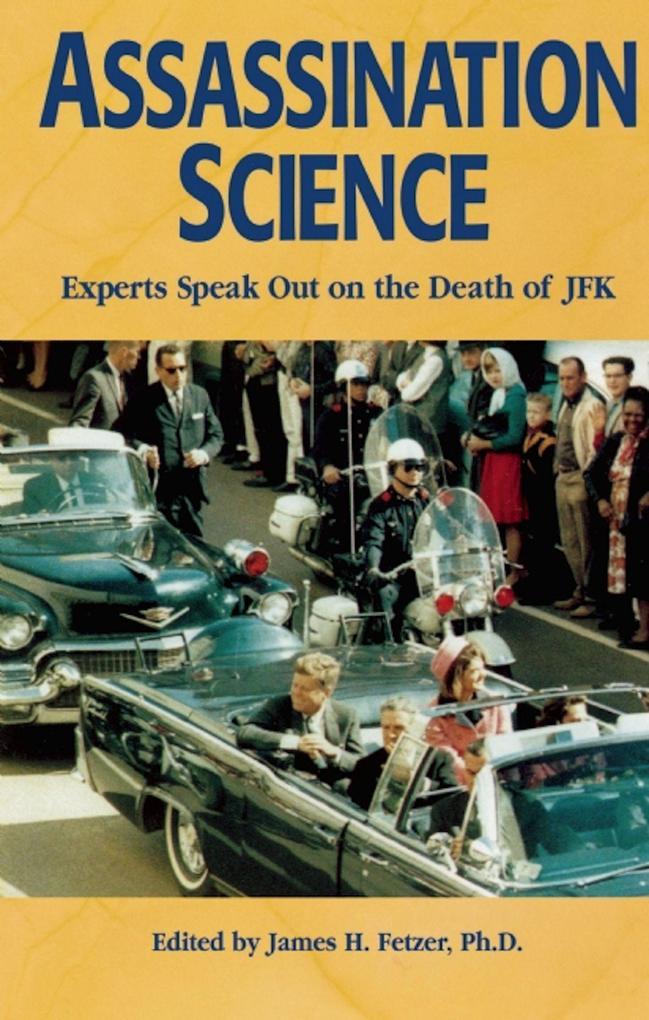 Assassination Science als Taschenbuch