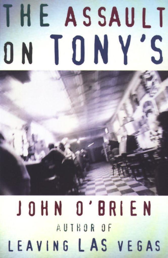 Assault on Tony's als Taschenbuch