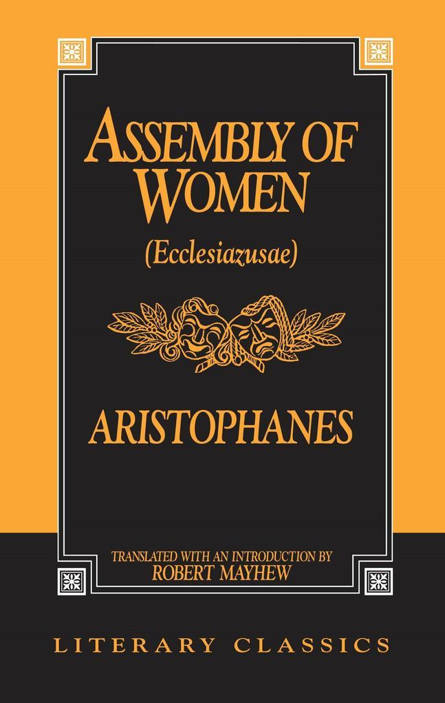 The Assembly of Women als Taschenbuch