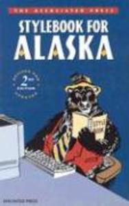 Associated Press Stylebook for Alaska (REV and Upd als Taschenbuch