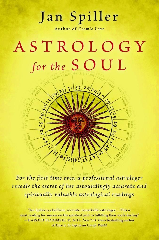 Astrology For The Soul als Taschenbuch