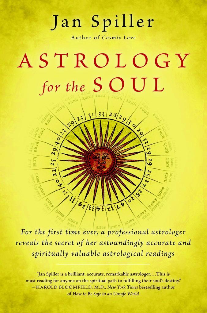Astrology For The Soul als Taschenbuch