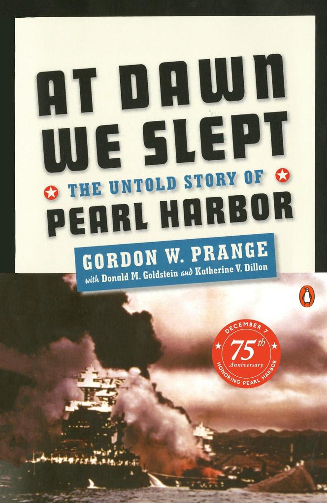 At Dawn We Slept: The Untold Story of Pearl Harbor als Taschenbuch