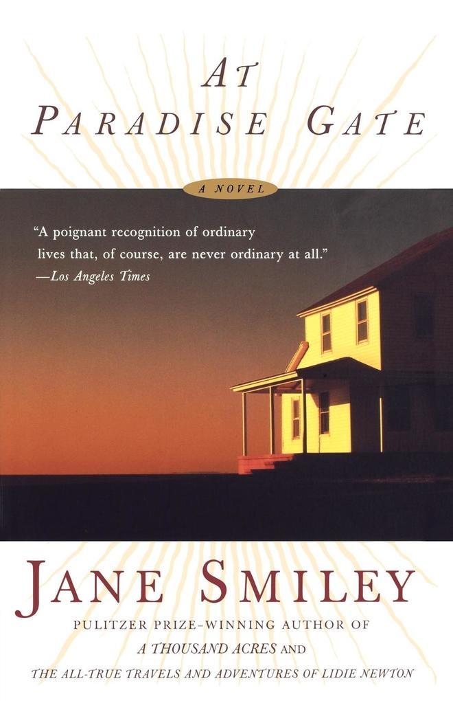 At Paradise Gate als Buch