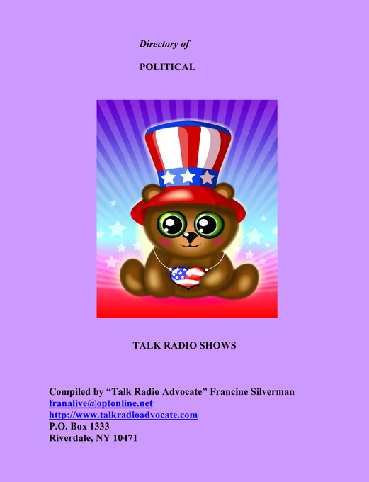 Directory of Political Talk Radio Shows als eBo...