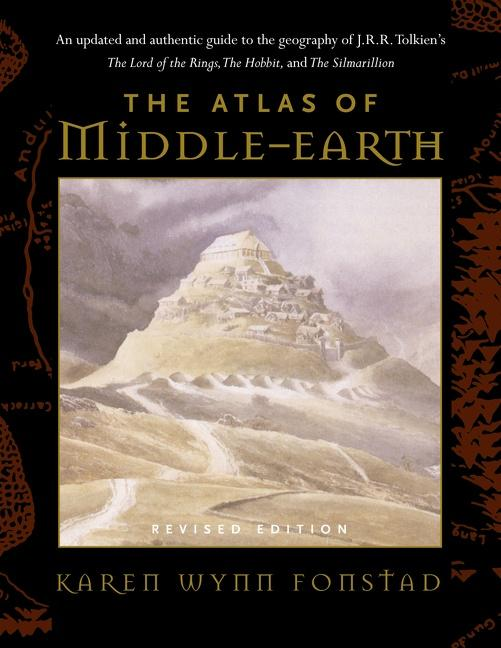 The Atlas of Middle-Earth als Taschenbuch
