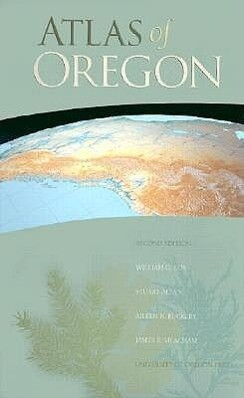 Atlas of Oregon, 2nd Ed als Buch (gebunden)