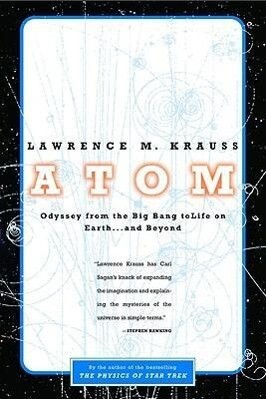 Atom: A Single Oxygen Atom's Odyssey from the Big Bang to Life on Earth... and Beyond als Taschenbuch
