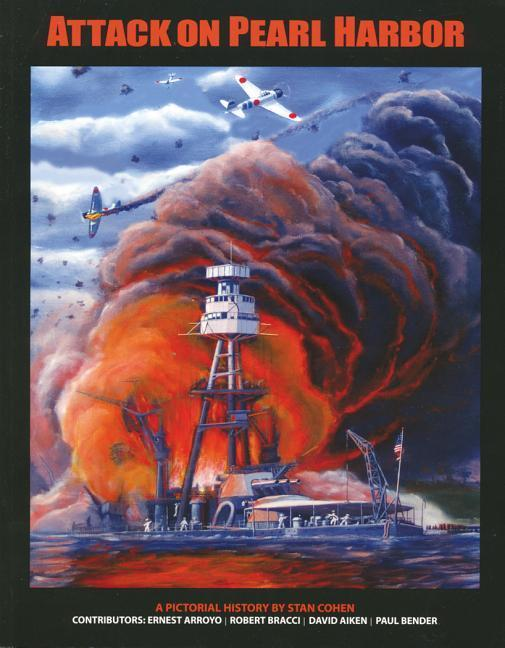 Attack on Pearl Harbor: A Pictorial History als Taschenbuch