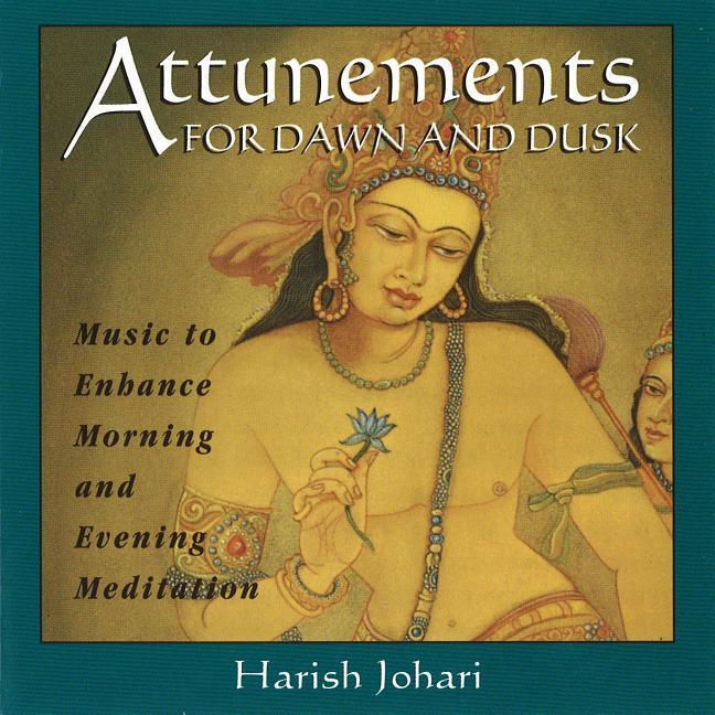 Attunements for Dawn and Dusk: Music to Enhance Morning and Evening Meditation als Hörbuch