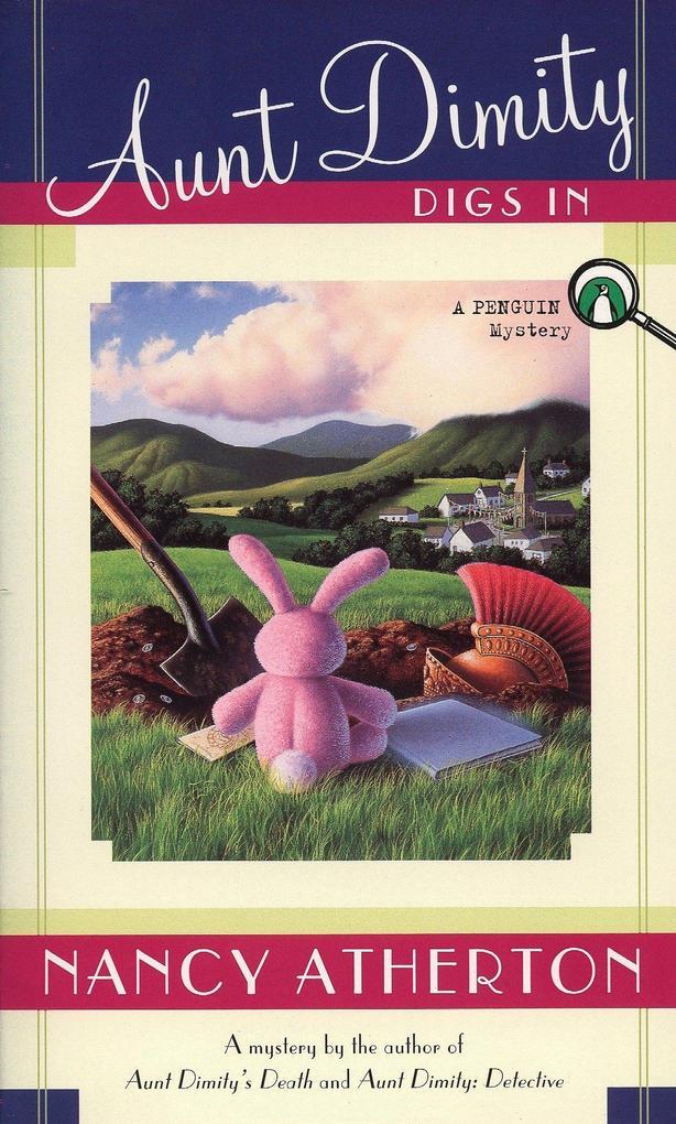 Aunt Dimity Digs in als Taschenbuch