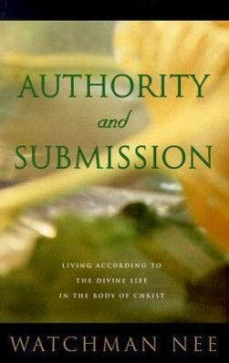 Authority and Submission 2nd Edition als Taschenbuch