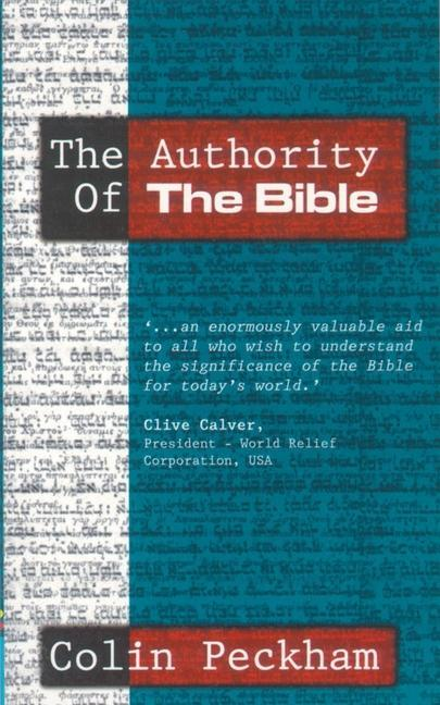 The Authority of the Bible als Taschenbuch