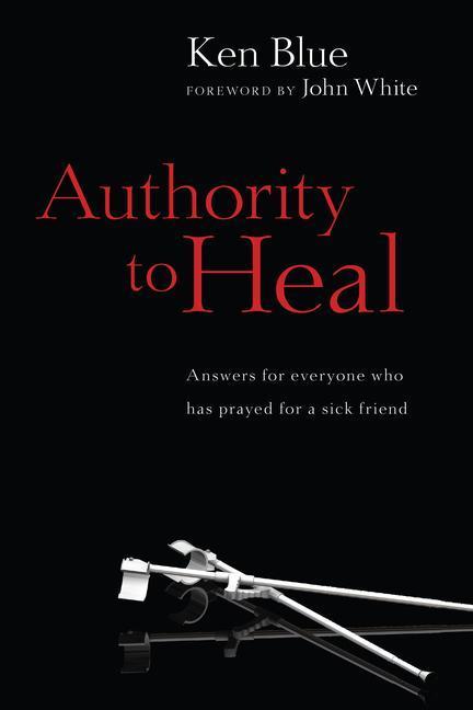 Authority to Heal als Taschenbuch
