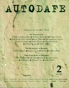 Autodafe 2: The Journal of the International Parliament of Writers
