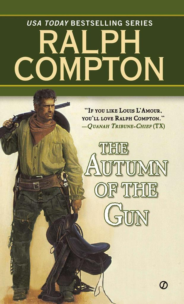 The Autumn of the Gun als Taschenbuch