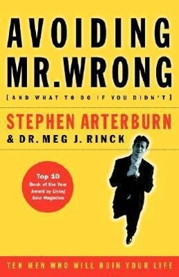 Avoiding Mr. Wrong: (and What to Do If You Didn't) . Paperback als Taschenbuch