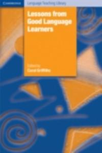 Lessons from Good Language Learners als eBook D...
