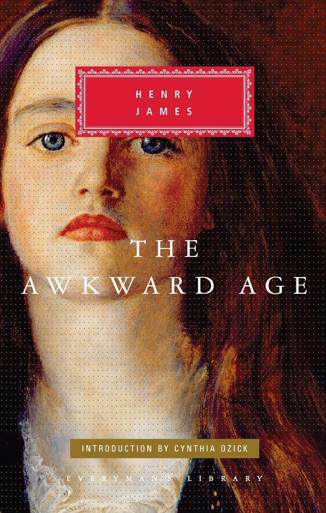 The Awkward Age als Buch