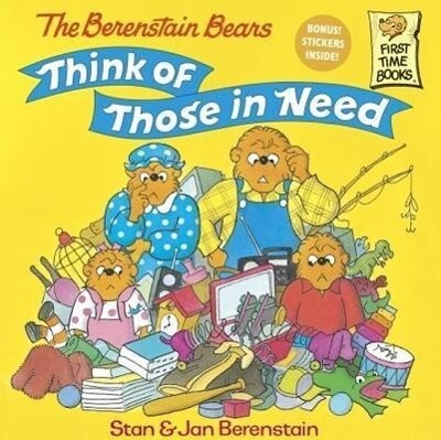 The Berenstain Bears Think of Those in Need als Taschenbuch