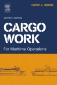 Cargo Work als eBook Download von David J House