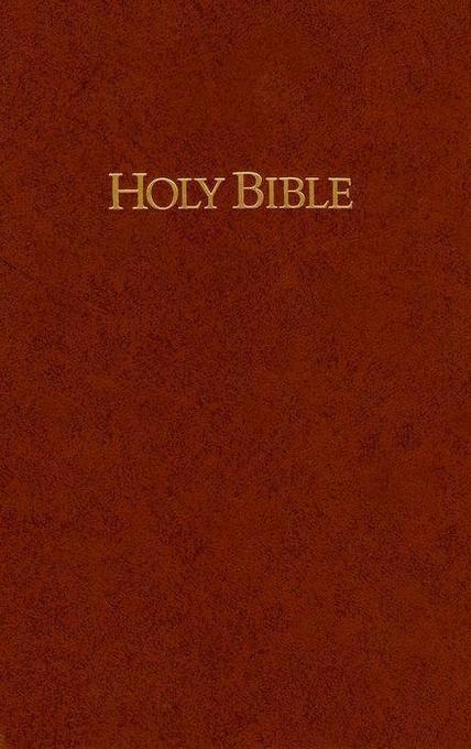 Keystone Bold Text Pew Bible-KJV als Buch