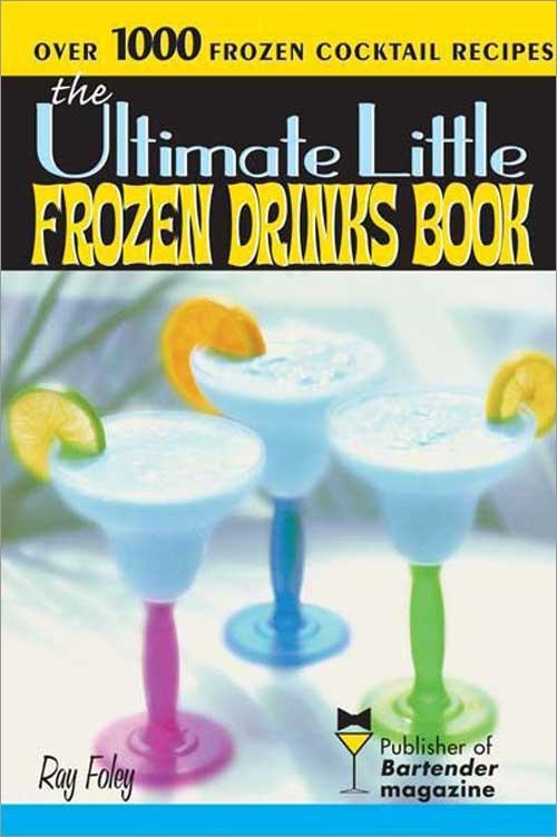 Ultimate Little Frozen Drinks Book als eBook Do...
