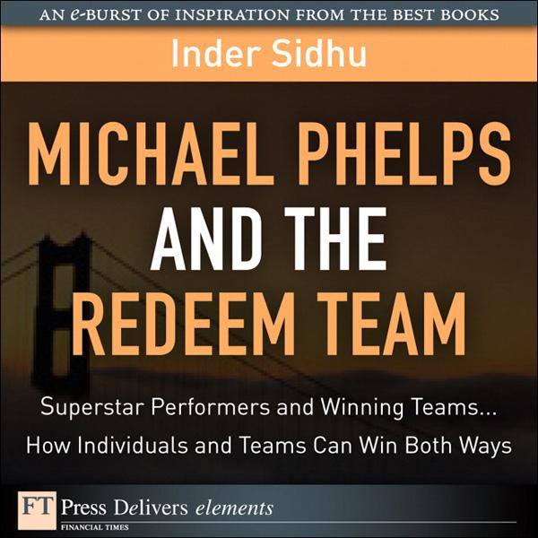 Michael Phelps and the Redeem Team als eBook Do...