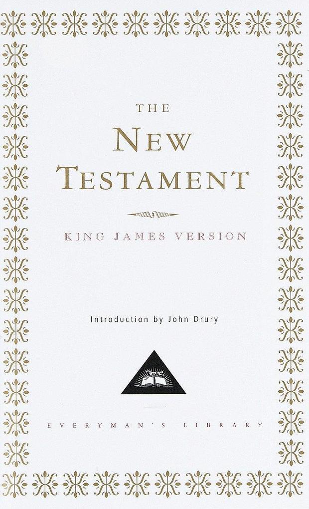 New Testament-KJV als Buch (gebunden)