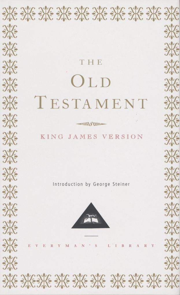 Old Testament-KJV als Buch (gebunden)