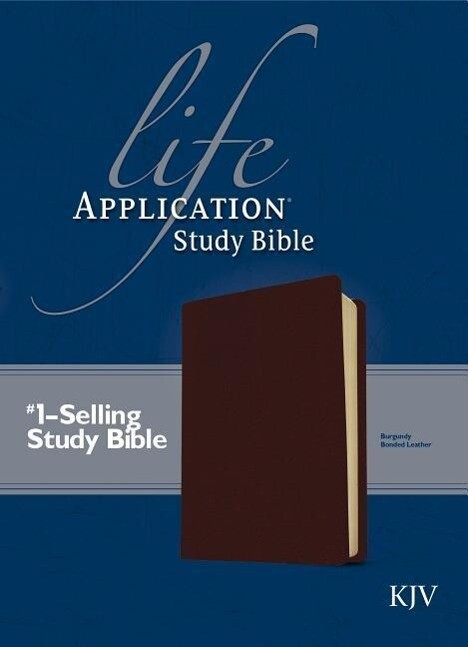 Life Application Study Bible-KJV als Buch