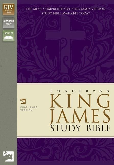 Study Bible-KJV als Buch