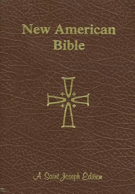Saint Joseph Giant Print Bible-NABRE als Taschenbuch