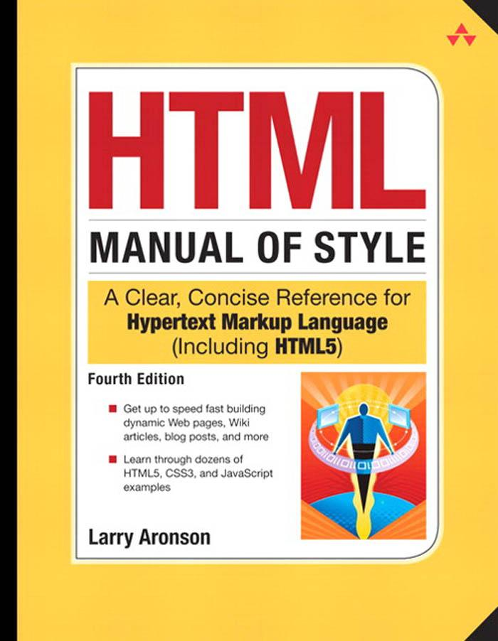 HTML Manual of Style als eBook Download von Lar...