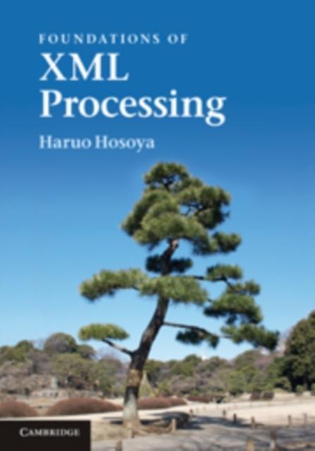 Foundations of XML Processing als eBook Downloa...