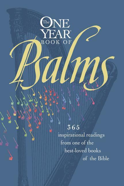 One Year Book of Psalms-Nlt als Taschenbuch