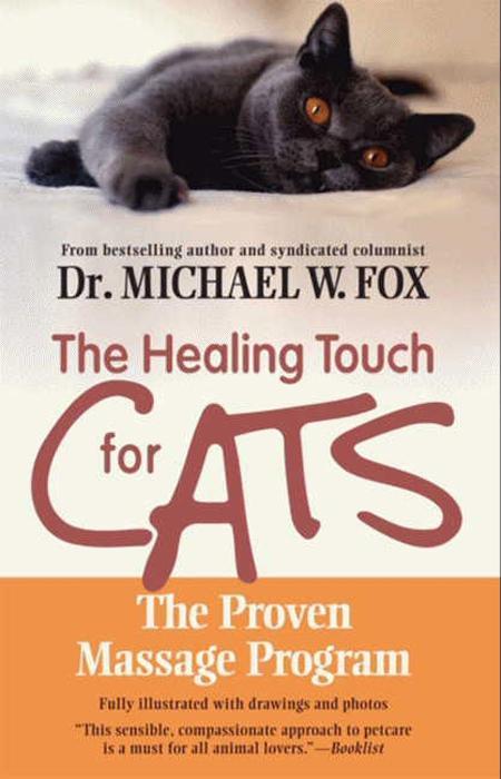 Healing Touch for Cats als eBook Download von M...